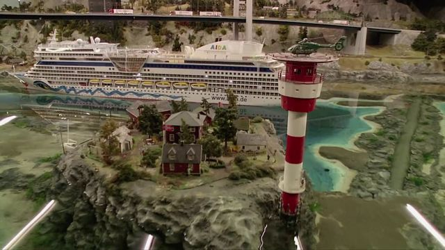 Miniatur Wunderland mundo en miniatura (42)