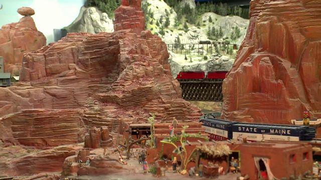 Miniatur Wunderland mundo en miniatura (43)