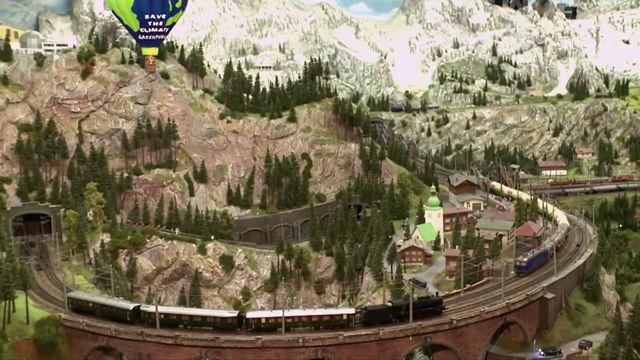Miniatur Wunderland mundo en miniatura (45)