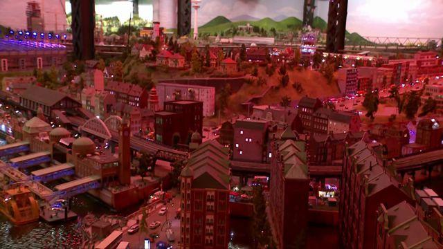 Miniatur Wunderland mundo en miniatura (7)