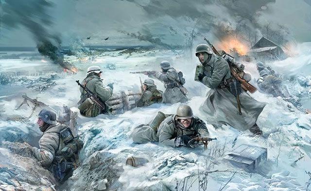 guerra invierno