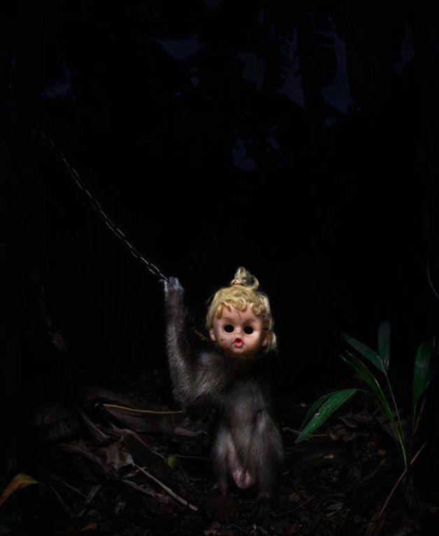 Perttu Saska monos enmascarados (11)