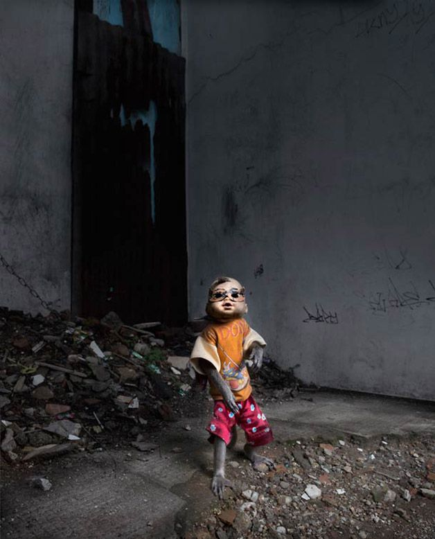 Perttu Saska monos enmascarados (6)