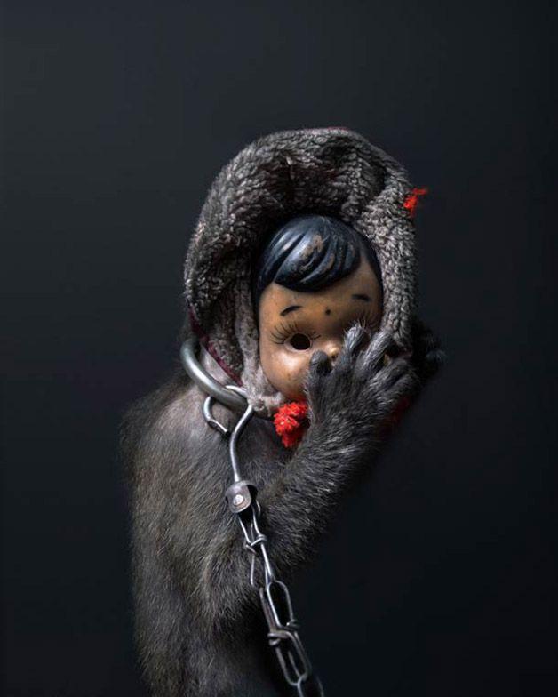Perttu Saska monos enmascarados (2)
