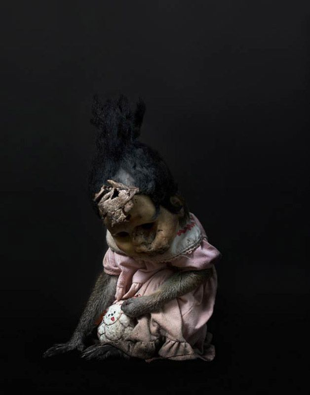 Perttu Saska monos enmascarados (1)