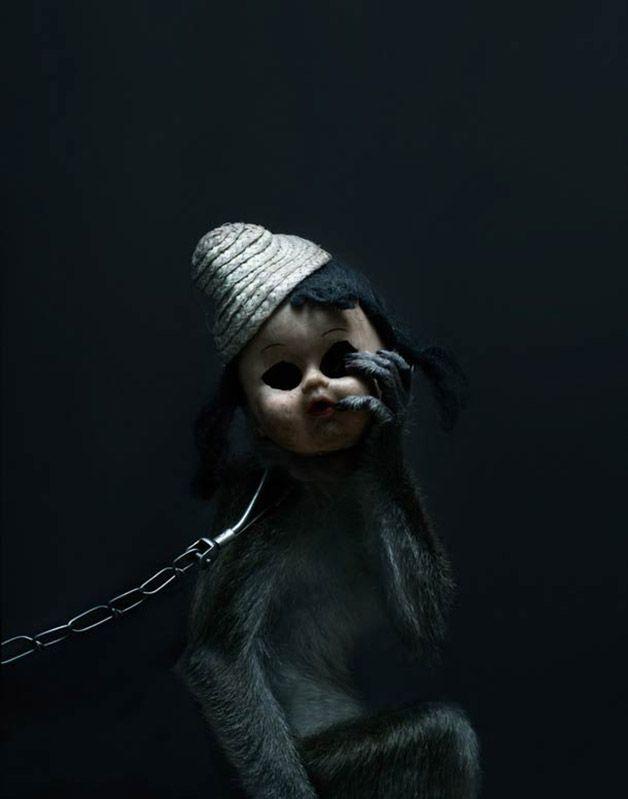 Perttu Saska monos enmascarados (18)