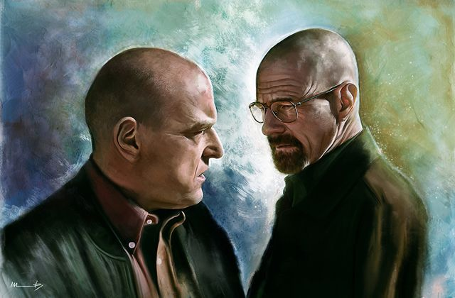 Pinturas Breaking Bad (1)