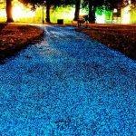 Starpath: Pavimento inteligente capta luz de día e ilumina de noche