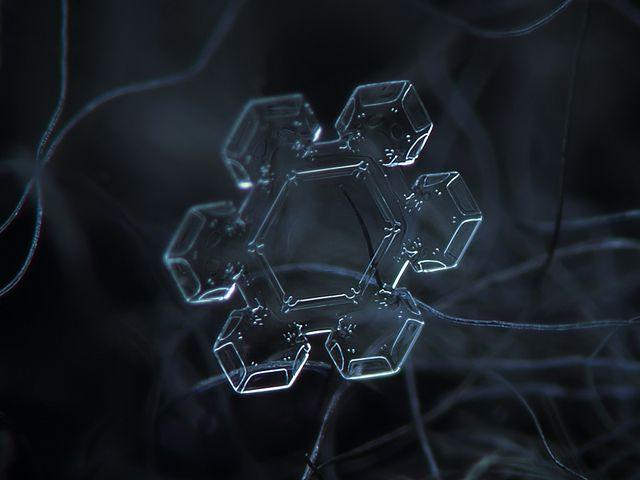 Fotografías de copos de nieve (22)