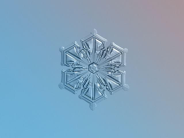 Fotografías de copos de nieve (24)