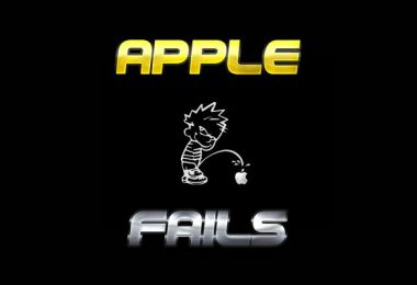 10 fracasos apple