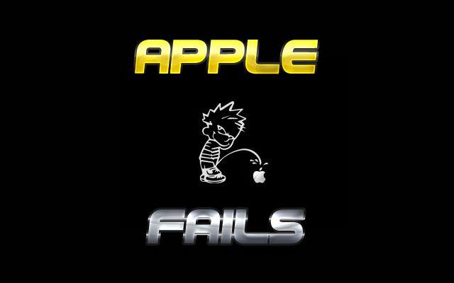 10 fracasos apple