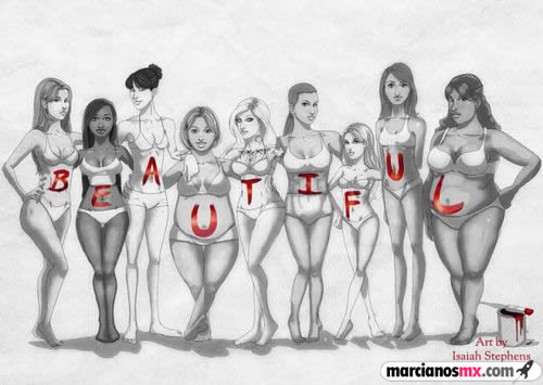 autoestima belleza
