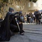 Batikid y Batman