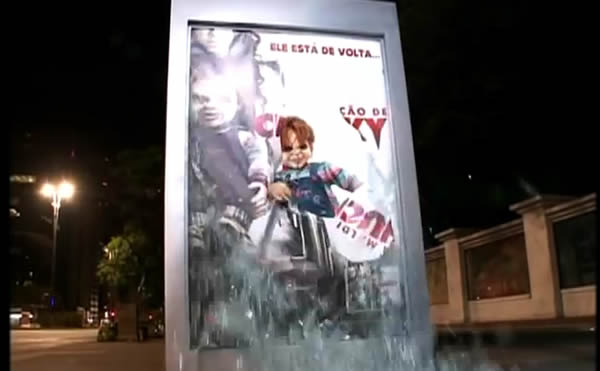 """Broma """"La maldición de Chucky"""""""