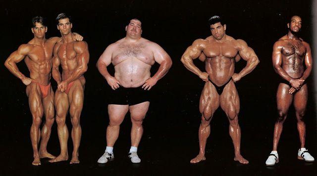 Atletas cuerpos ideales (2)