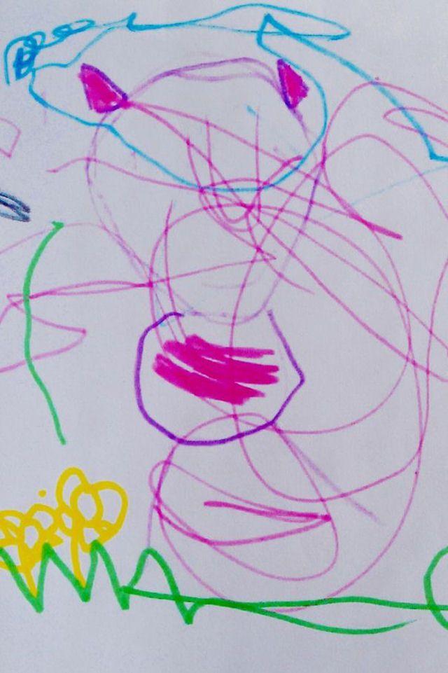 Dibujos a Juguetes de Peluches (24)