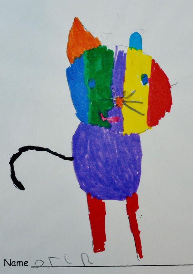 Dibujos a Juguetes de Peluches (13)