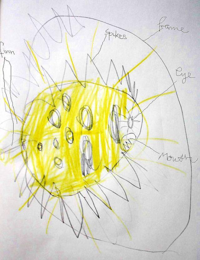 Dibujos a Juguetes de Peluches (4)