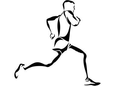 figura de corredor