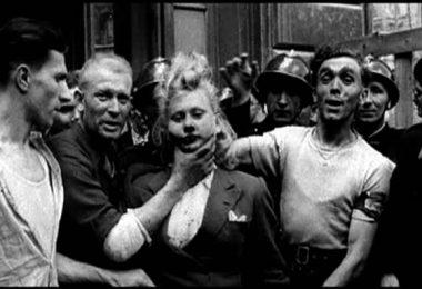 Épuration Légale martirio viudas régimen nazi (3)