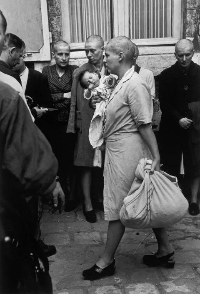 Épuration Légale martirio viudas régimen nazi (2)