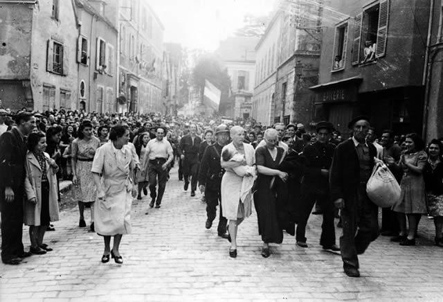 Épuration Légale martirio viudas régimen nazi (6)