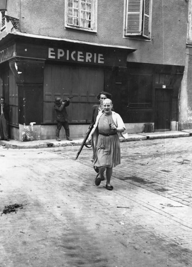 Épuration Légale martirio viudas régimen nazi (14)