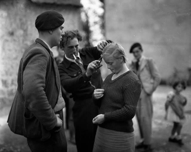 Épuration Légale martirio viudas régimen nazi (12)