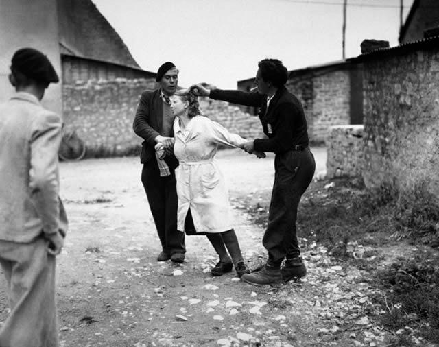 Épuration Légale martirio viudas régimen nazi (11)