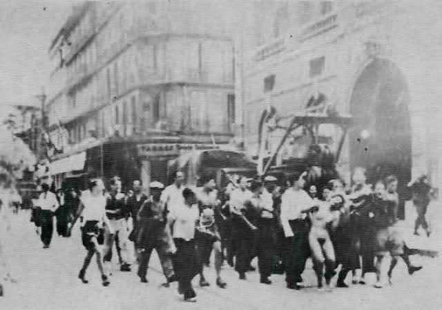 Épuration Légale martirio viudas régimen nazi (10)