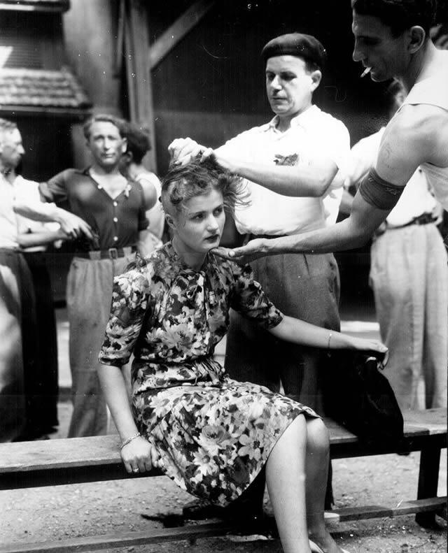 Épuration Légale martirio viudas régimen nazi (9)