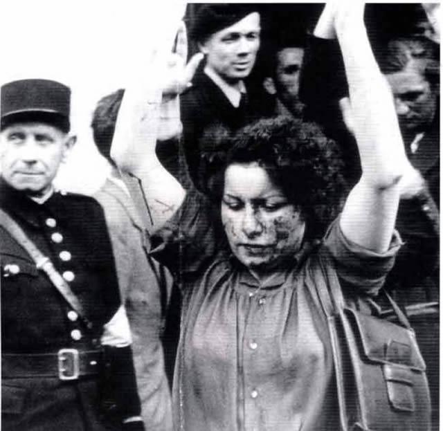 Épuration Légale martirio viudas régimen nazi (18)