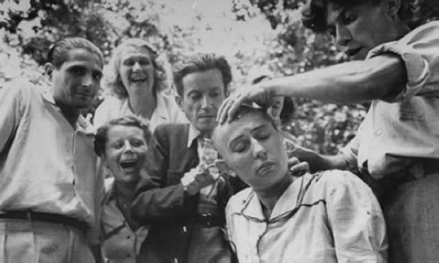 Épuration Légale martirio viudas régimen nazi (17)