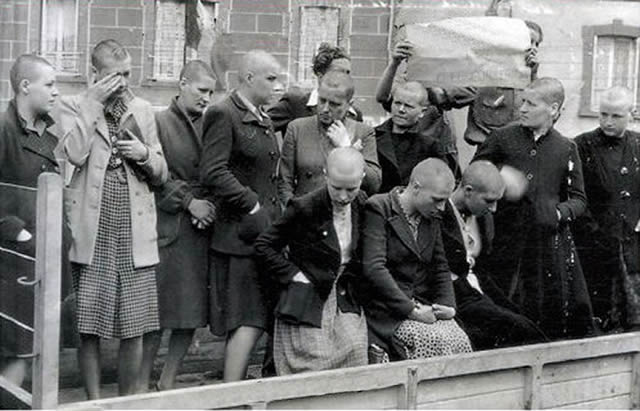 Épuration Légale martirio viudas régimen nazi (24)