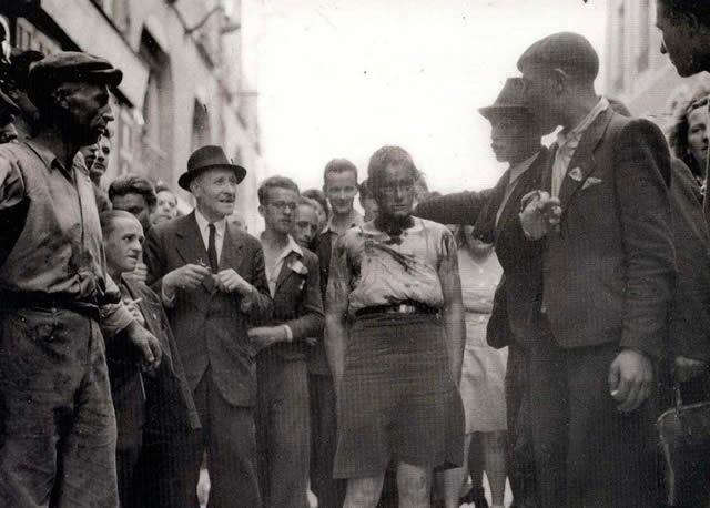 Épuration Légale martirio viudas régimen nazi (22)