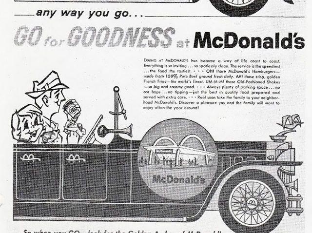 propaganda mcdonals regista life