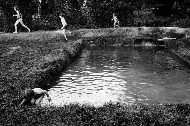 vida cotidiana de seis hermanos naturaleza Alain Laboile (18)