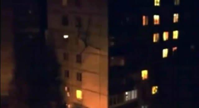 Ente extraño filmado en Rusia
