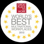 Las 25 mejores empresas multinacionales para trabajar en 2013