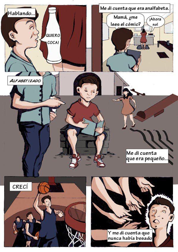 Cómic vida (4)