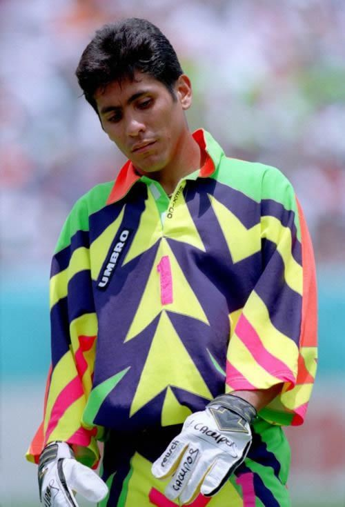 Jersey Jorge Campos (13)