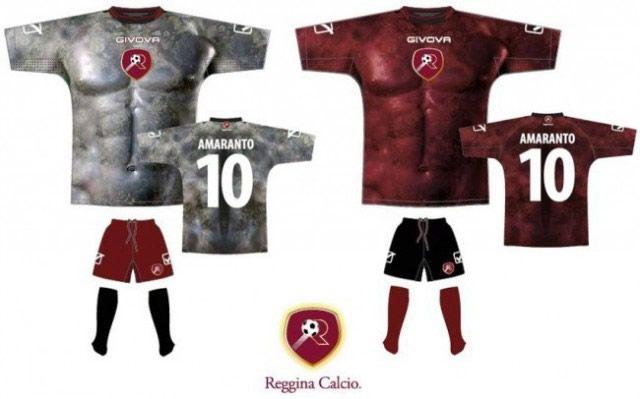 Jersey Reggina Calcio (3)