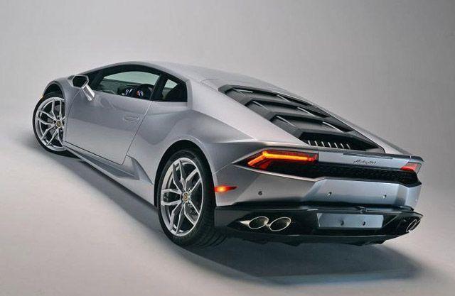 Lamborghini Huracan LP610-4 2015 (2)