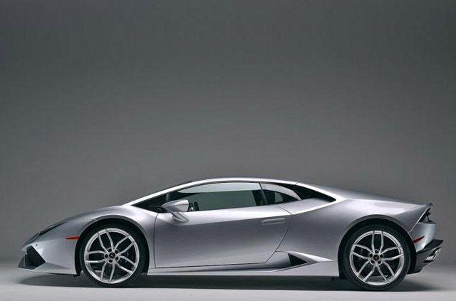 Lamborghini Huracan LP610-4 2015 (9)