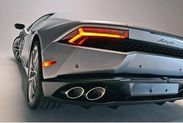 Lamborghini Huracan LP610-4 2015 (8)