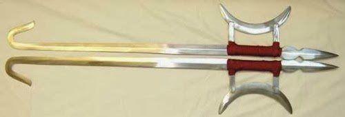 Espadas-gancho