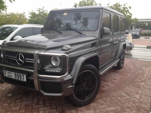Autos lujo Universidad Americana de Dubai (43)