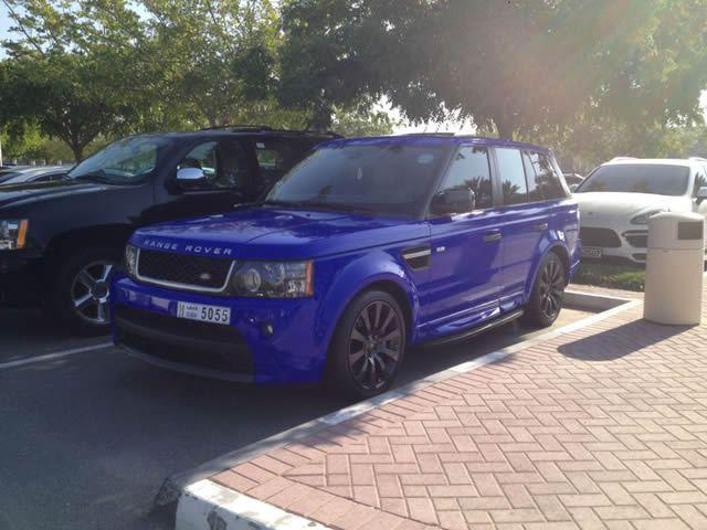 Autos lujo Universidad Americana de Dubai (24)