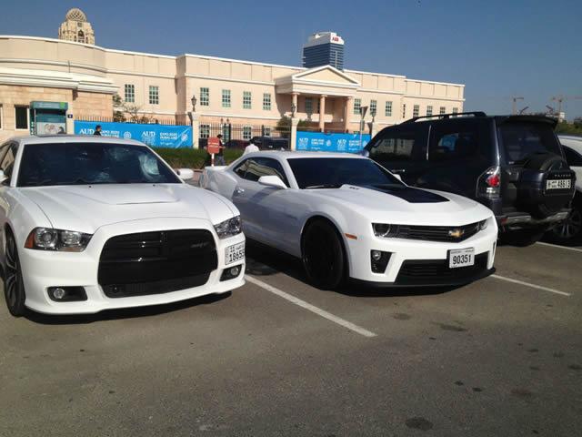 Autos lujo Universidad Americana de Dubai (49)